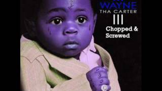 Lil Wayne 3 Peat Chopped and Screwed