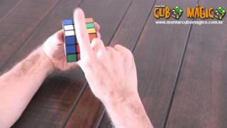 Método de Camadas - Parte 1 - Montar Cubo Mágico