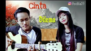 Download (Ike Nurjannah) Cinta & Dilema | Guitar COVER | IFS | indra Fingerstyle feat Rofita Sari Mp3