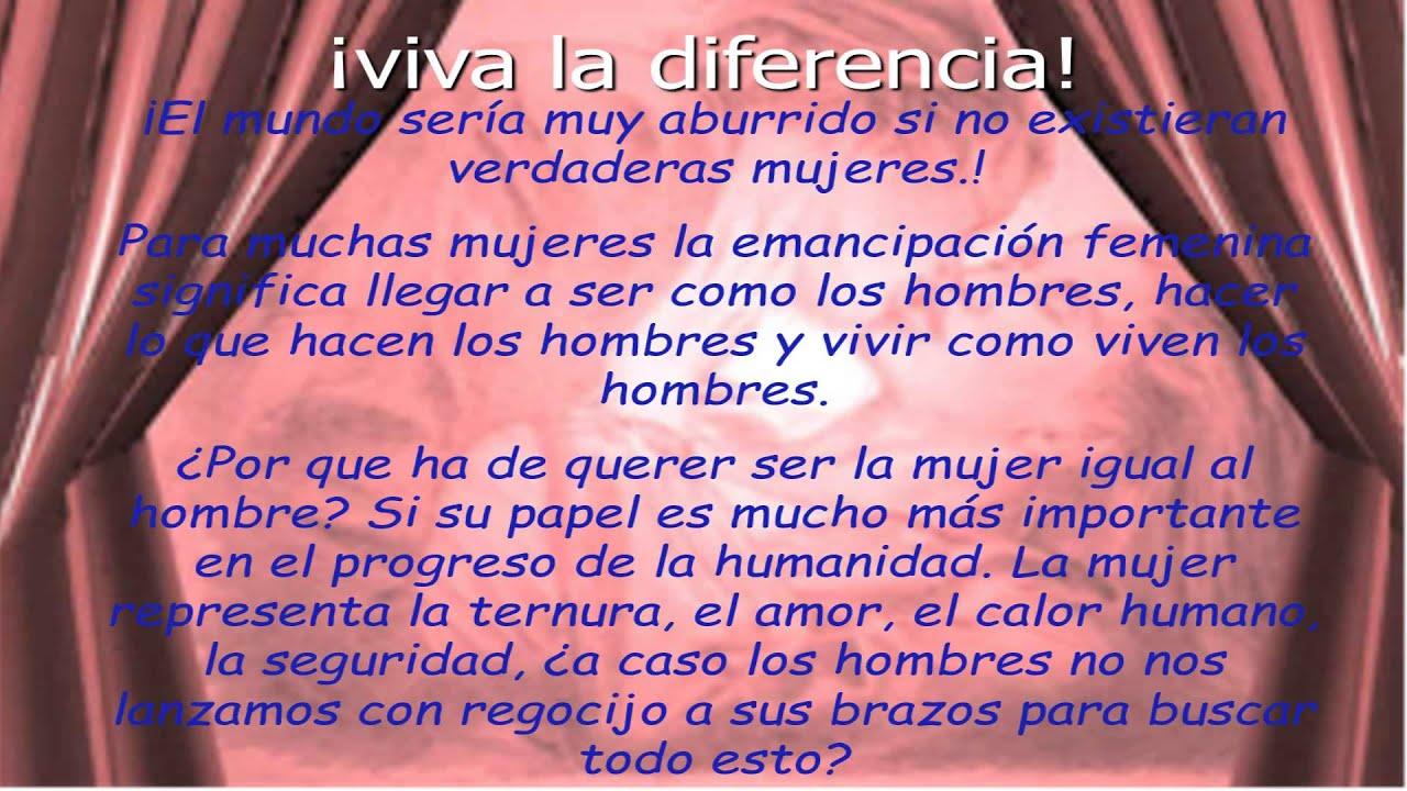Dia internacional de la mujer -REFLEXIONES DE LA VIDA ...