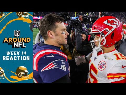 Around The NFL Sunday Week 14 Reaction Show