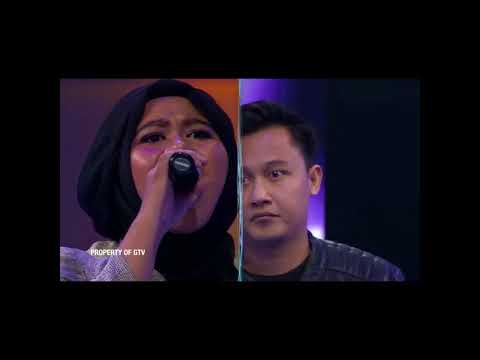 "Gokil!! Battle Yang Satu Ini Bawain Lagu""Hello"" Nya Adele   Singing Battle Indonesia Eps.1 (6/8)"
