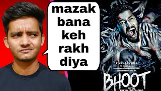 Bhoot the haunted ship review: paise duub gaye | badal yadav