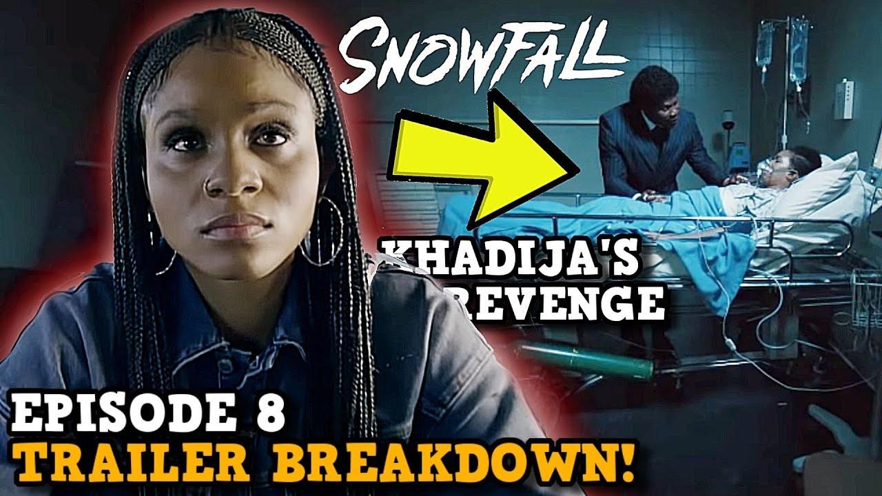 Download Snowfall Season 4 'EPISODE 8 OFFICIAL TRAILER BREAKDOWN' Khadija's Revenge & Louie In Hospital!