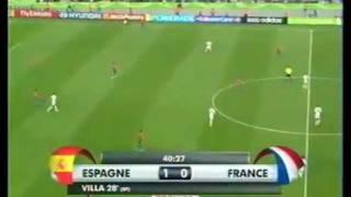 Equipe De France, Les Meilleurs Moments De 2006 à 2008 (Avec Les Commentaires TF1)