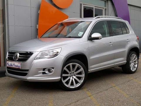 2010 volkswagon tiguan r line tdi 2 0 for sale in hampshire youtube. Black Bedroom Furniture Sets. Home Design Ideas