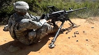 M2A1 Machine Gun .50 Caliber