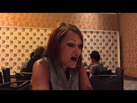 Comic Con 2015: Talking ARCHER with Pam, aka Amber Nash