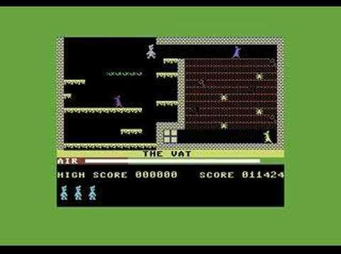 C64 Longplay - Manic Miner (part 1/2)