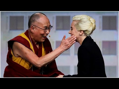 When Dalai Lama and Lady Gaga discussed kindness