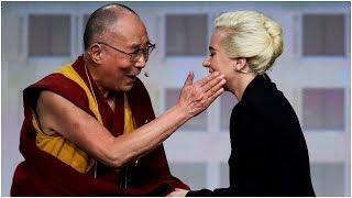 When Dalai Lama and Lady Gaga discussed kindness