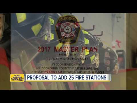 Hillsborough County Fire wants more resources