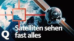 Fünf Dinge, die Satellitenbilder offenbaren | Quarks