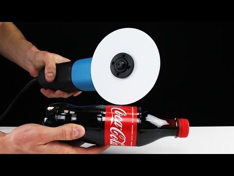 Thumbnail: Can You Cut Coca Cola with Paper ?