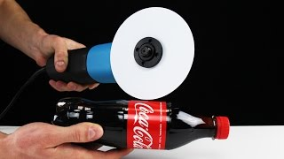 Can You Cut Coca Cola with Paper ?