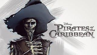 Pirates of the Caribbean - Captain Barbossa