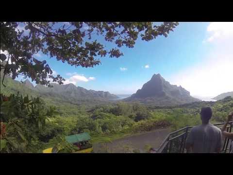 Honeymoon in French Polynesia (Moorea, Huahine, Bora Bora)