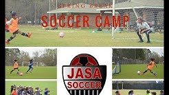 SOCCER CAMP featuring AVA OZURUMBA (5 Yrs Old)