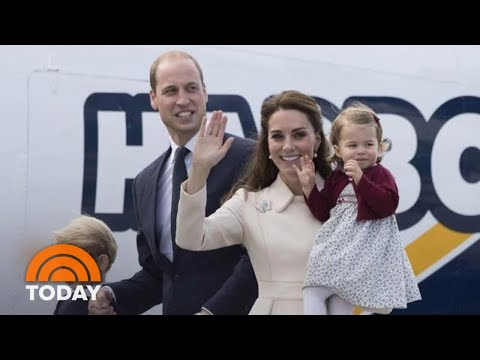 Kate Middleton Opens