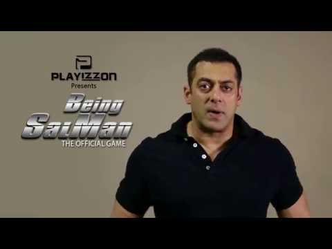 Being Salman: The Official Game- OUT NOW!!!