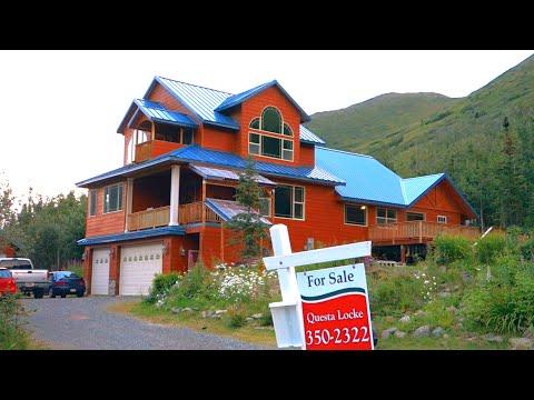 House Hunting in Alaska - [Living in Alaska Day 1]