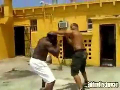 Kimbo Slice vs Chico Grande