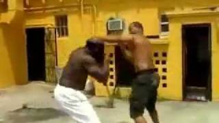 Kimbo Slice vs Chico Grande