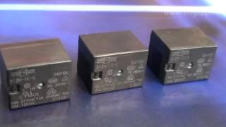 видео Закрытые контакты реле максимального тока