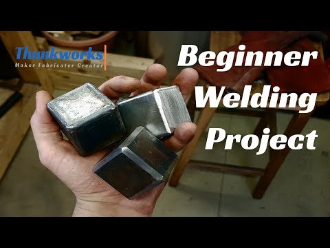 Beginner welding project