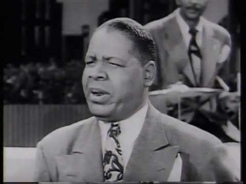 1948 Eddie Condon Floor Show -6: Henry Red Allen - I Told Ya, I Love Ya, Now Get Out  (audio)