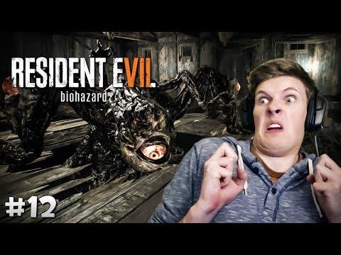 SPIEGIAU KAIP MERGAITĖ - Resident Evil 7: Biohazard #12