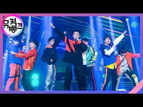 뮤직뱅크 Music Bank - Anpanman - 방탄소년단 (Anpanman - BTS).20180525
