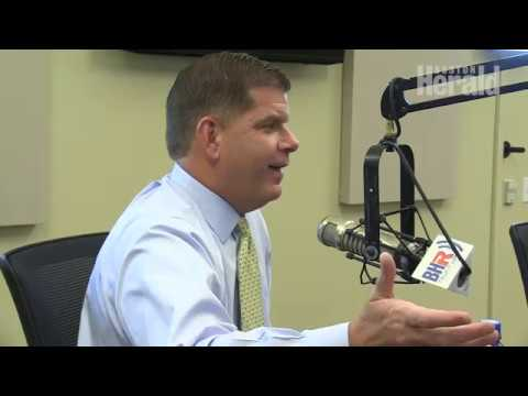 Marty Walsh talks about criticism from Tito Jackson