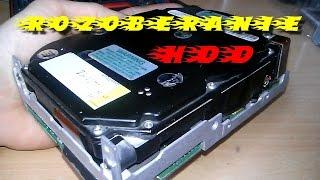 Rozoberanie HDD//Zo stareho PC