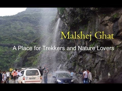 Malshej Ghat | A View to Die For | Exciting Monsoon Getaway | Drive in Cloud | [HD]