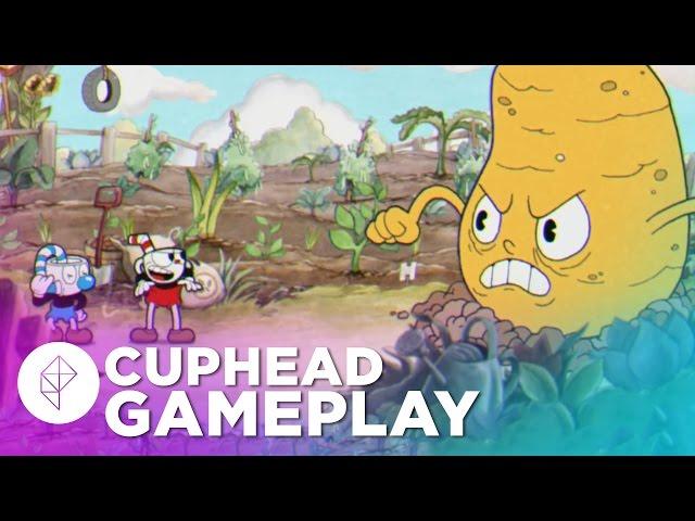 Cuphead (видео)