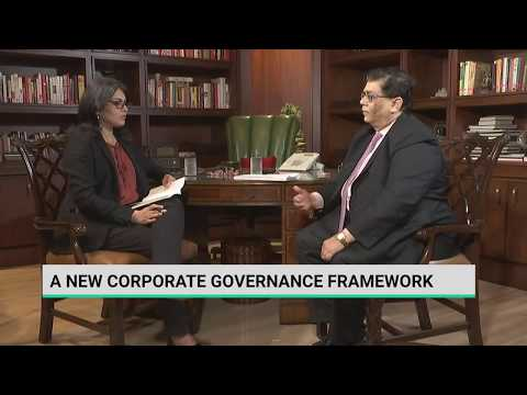 A New Corporate Governance Framework