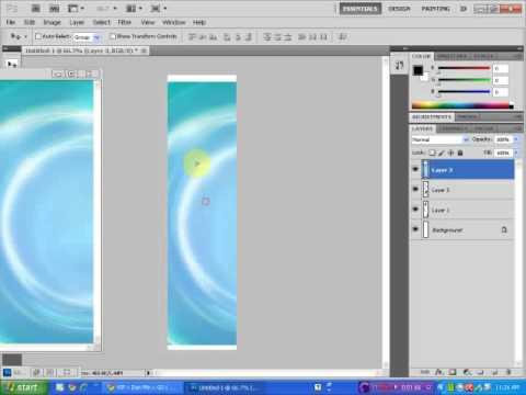 Cách làm avatar bằng photoshop cs5 (cơ bản)