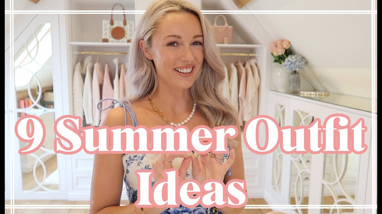 9 SUMMER OUTFIT IDEAS FOR EVERY BUDGET // FASHION MUMBLR