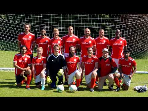 CGI European Soccer Championship 2017 Schotland