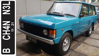 In Depth Tour Range Rover [Classic] (1979) - Indonesia
