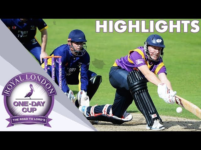 Kohler-Cadmore Goes Big For Yorkshire Against Durham - Royal London One-Day Cup 2018 Highlights