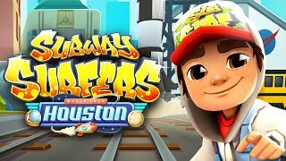 Subway Surfers World Tour 2019 - Houston New Update!!!