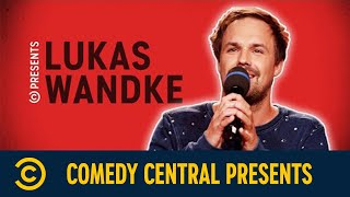 Comedy Central Presents: Lukas Wandke