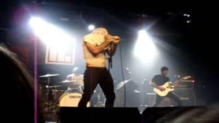 letlive. Foreign Cab Rides LIVE @Trix Antwerpen | 23.11.16