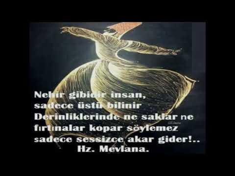 Mevlana Sözleri...Ey güzel Allah'ım dilimi duasız gönlümü sensiz bırakma╭♥╯AMİN