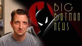 Batman the Animated Series on Blu Ray