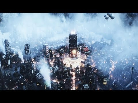 FIRST TEN DAYS! POST APOCALYPTIC ARCTIC SURVIVAL COLONY BUILDER - FROSTPUNK GAMEPLAY STREAM