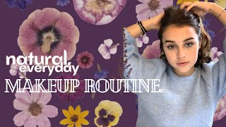 My Everyday Natural Makeup Routine *in 5m*
