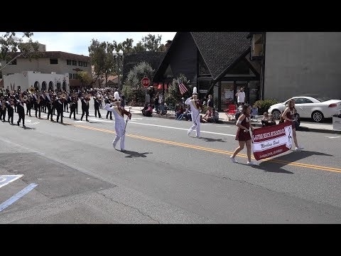 Laguna Beach HS - 2020 Laguna Beach Parade